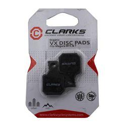 PAR PASTILLAS DISCO CLARKS VX866C MAGURA MT5/MT7 ORGANICAS